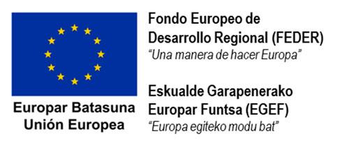Fondo Europeo de Desarrollo Regional FEDER